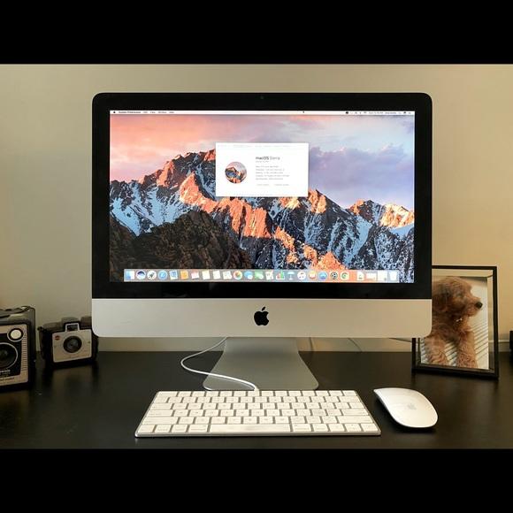 [SOLD] iMac Mid-2010 (21.5-in/12 GB/500GB)